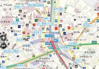オフラインで利用出来る地図アプリ「Map Fan 2014」が100円~公開中!!