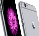 画面サイズの大きくなったiPhone 6が発表されました