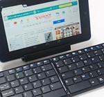 Nexus7でBluetoothキーボード(バッファロー BSKBB15BK)を使用してみました