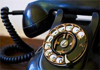 通話料のかかってしまう留守番電話サービスを停止する方法