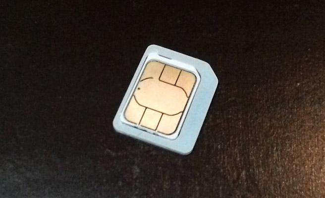 「nano SIM → micro SIM」
