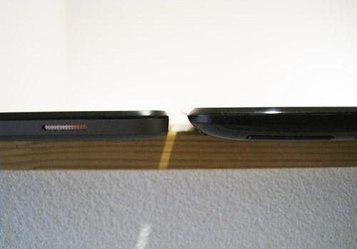 Teclast Tbook 11の厚さ