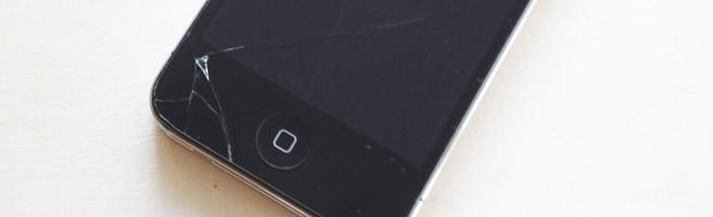 iPhoneの画面が割れて操作ができない!? iCloudにもバックアップしてないアドレス帳や写真は救出できる?