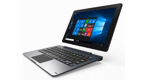 恵安株式会社のWindows の2 in 1パソコン「WiZ」