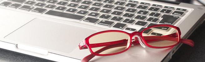 パソコンやスマホの眼精疲労に効果的な方法や癒しグッズ 5選