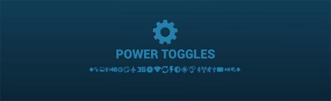 Power Togglesが消えた?なくなった?インストールしたい場合の対処法