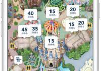 【2018年夏】ディズニー公式アプリでパークの待ち時間の他に商品購入・配送も