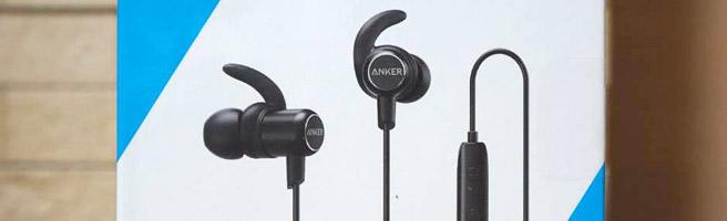 Anker SoundBuds Slim+レビュー。初めてのBluetoothイヤホンにおすすめ!