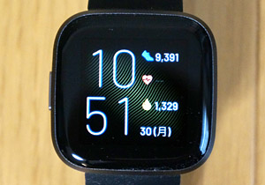 Fitbit Versa 2 レビュー。脈拍や睡眠ステージなども測れる本格的なスマートウォッチ